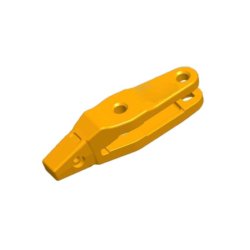 2 Hole Bolt-on Excavator Bucket Teeth Adapters