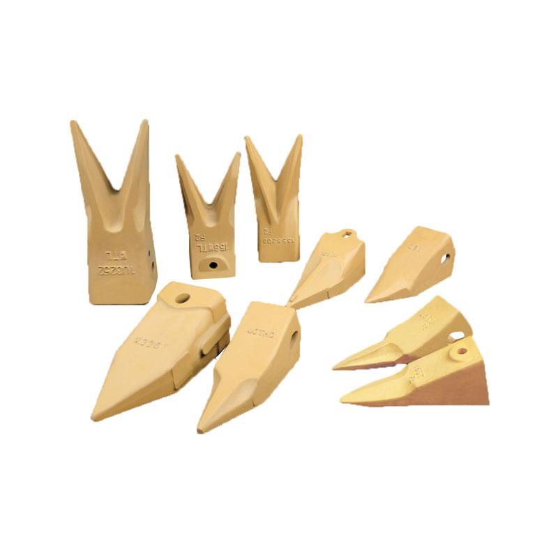 Excavator Parts Twin Tiger Tip Bucket Teeth